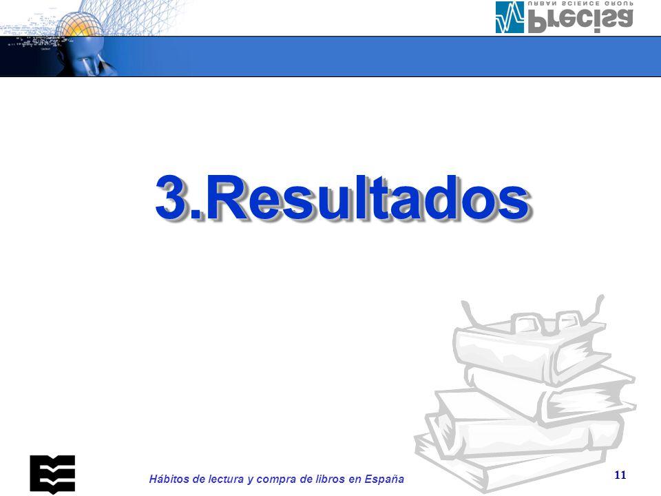 3.1 Hábitos de lectura