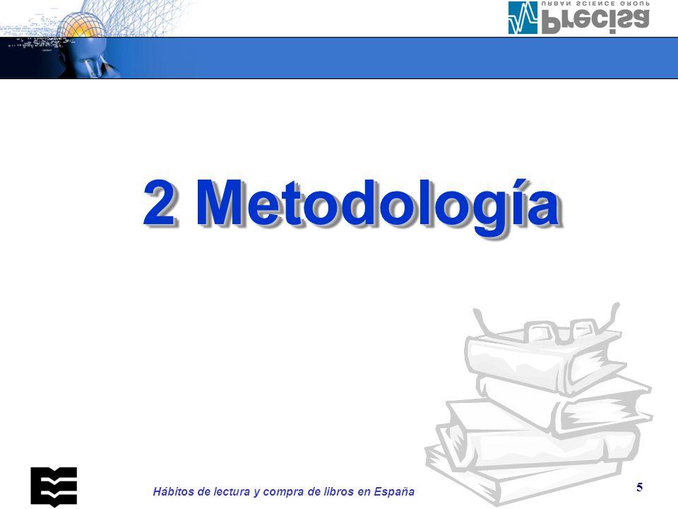 Metodología Técnica de recogida de información: Entrevista telefónica