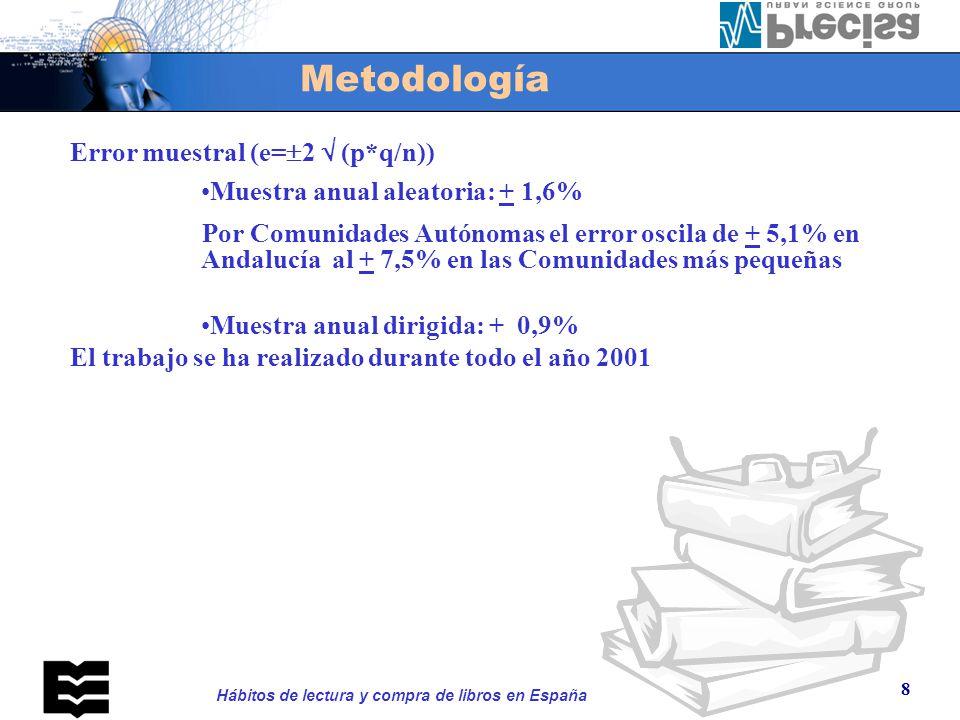 Precisiones metodológicas
