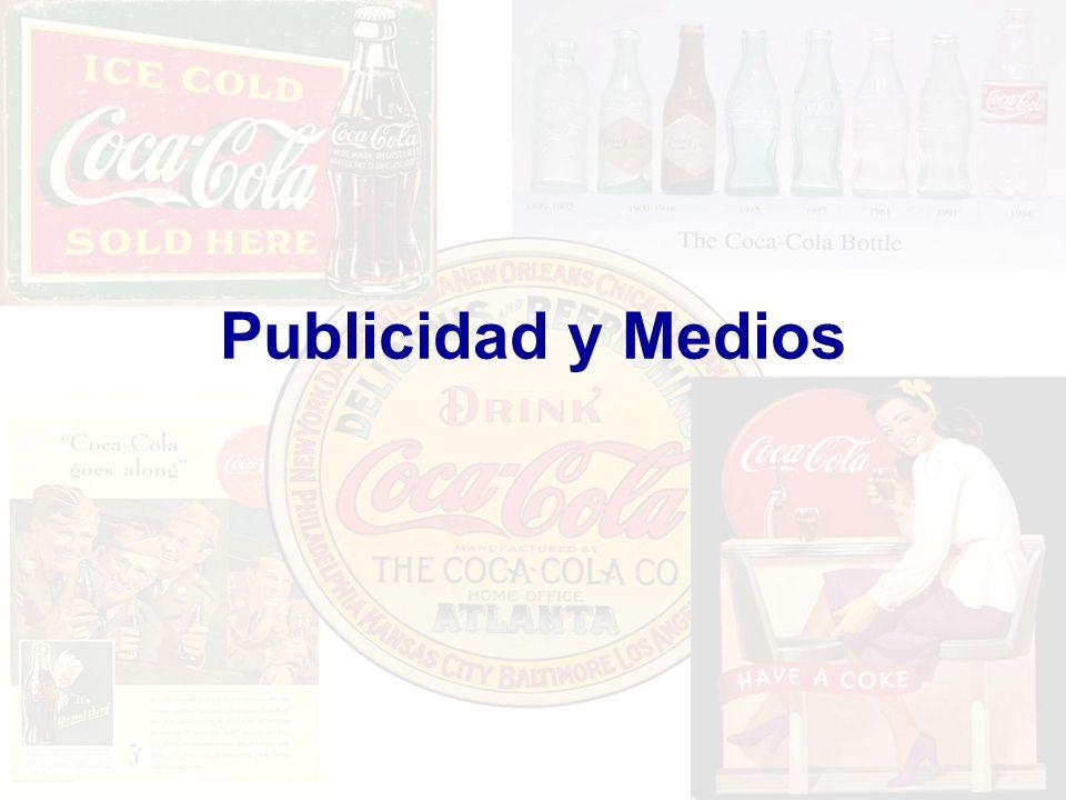 Publicidad y Medios