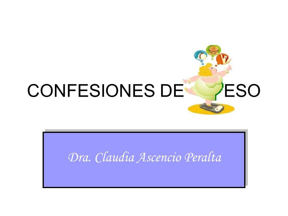 Dra. Claudia Ascencio Peralta