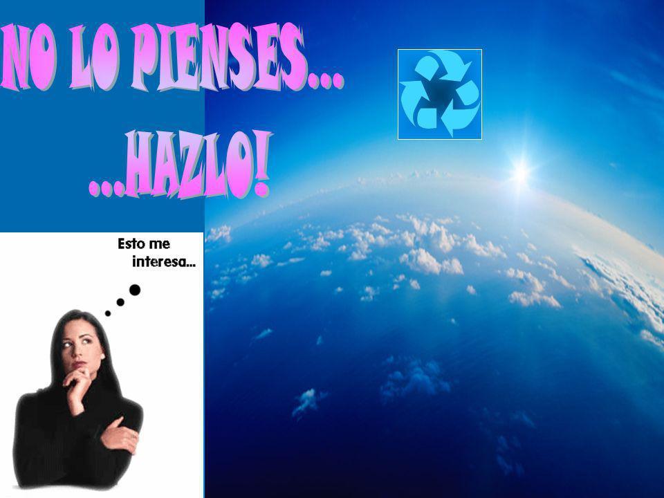 NO LO PIENSES... ...HAZLO!