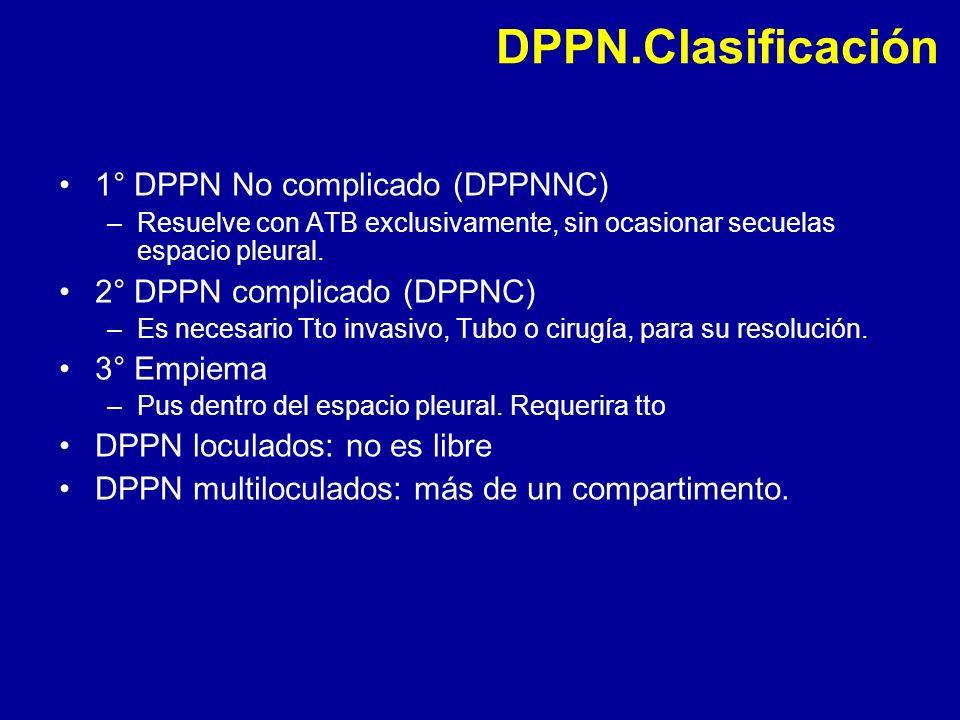 DPPN.Clasificación 1° DPPN No complicado (DPPNNC)