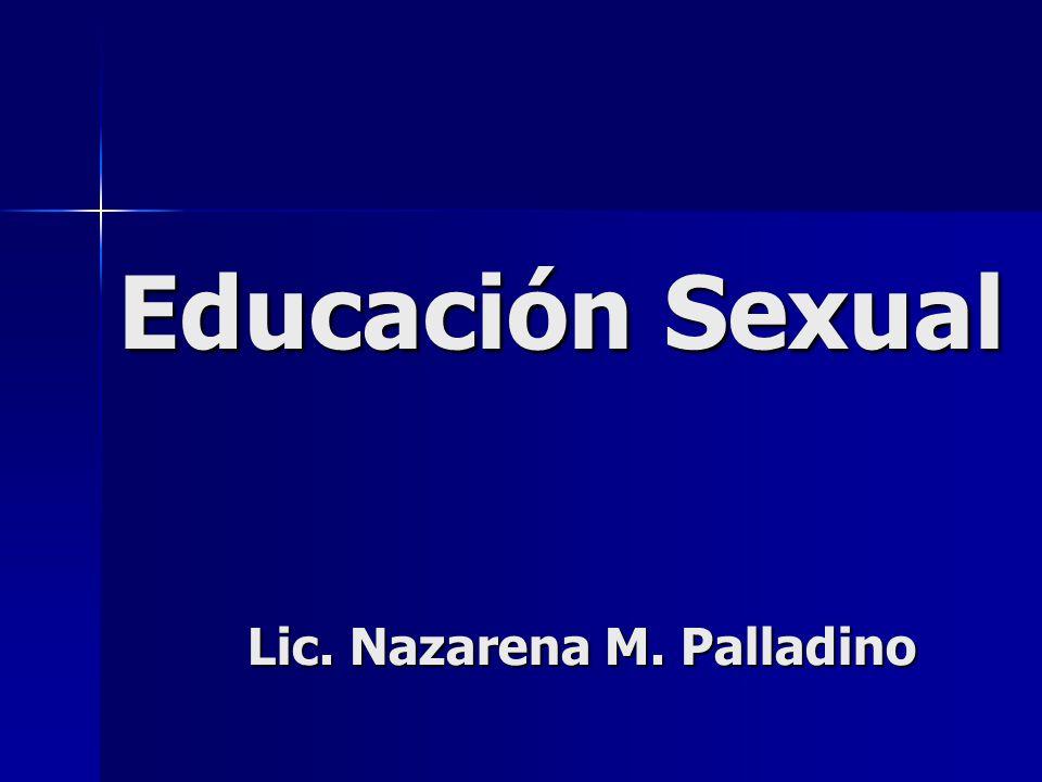 Lic. Nazarena M. Palladino