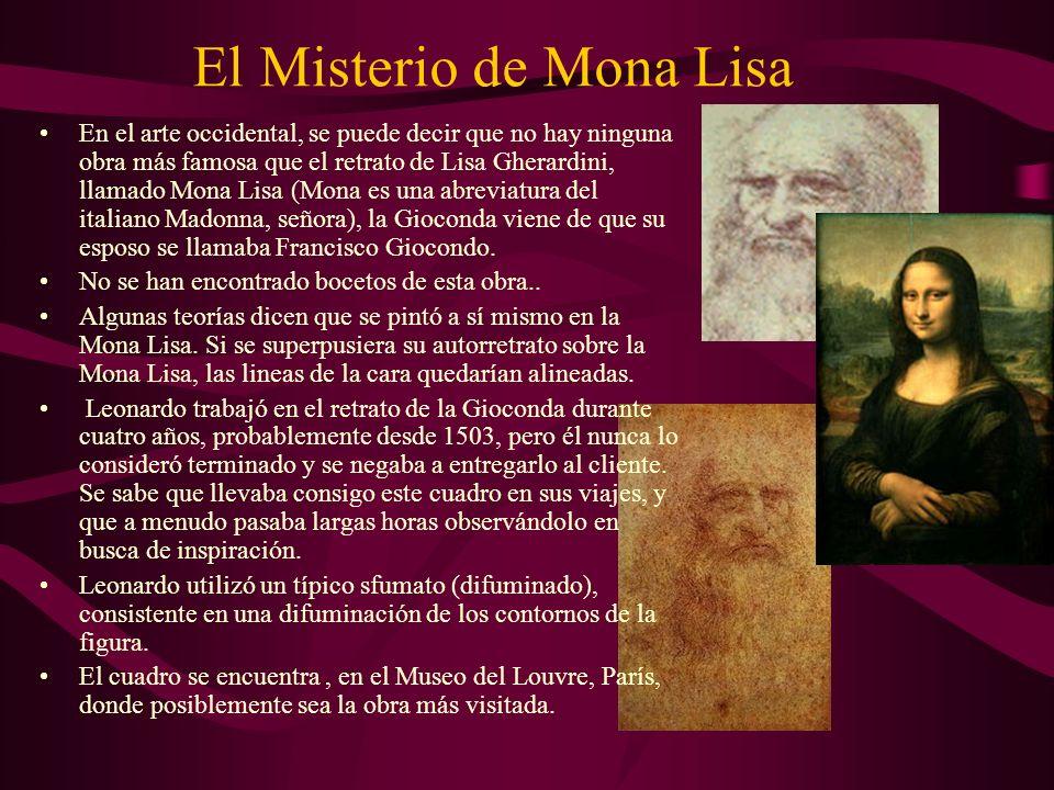 El Misterio de Mona Lisa