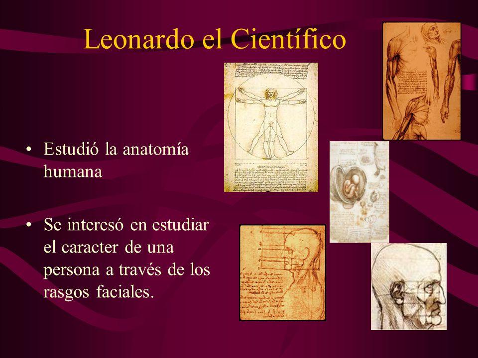 Leonardo el Científico