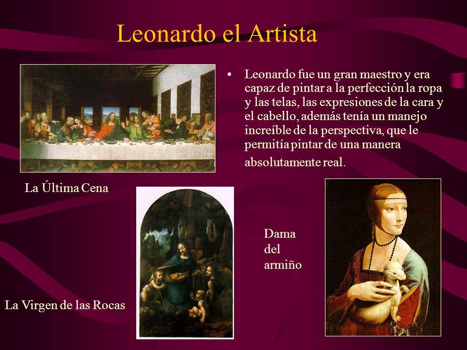 Leonardo el Artista