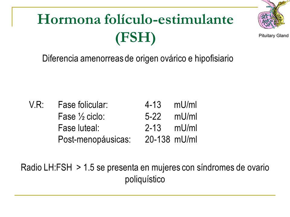 Hormona folículo-estimulante (FSH)