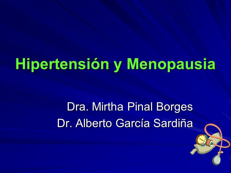 Hipertensión y Menopausia