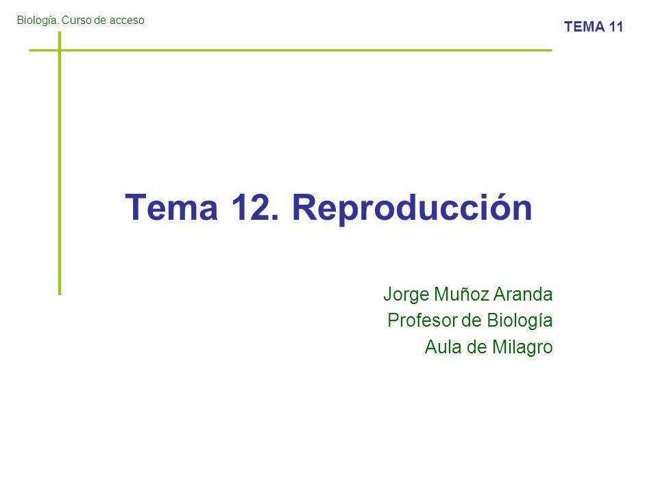 Jorge Muñoz Aranda Profesor de Biología Aula de Milagro