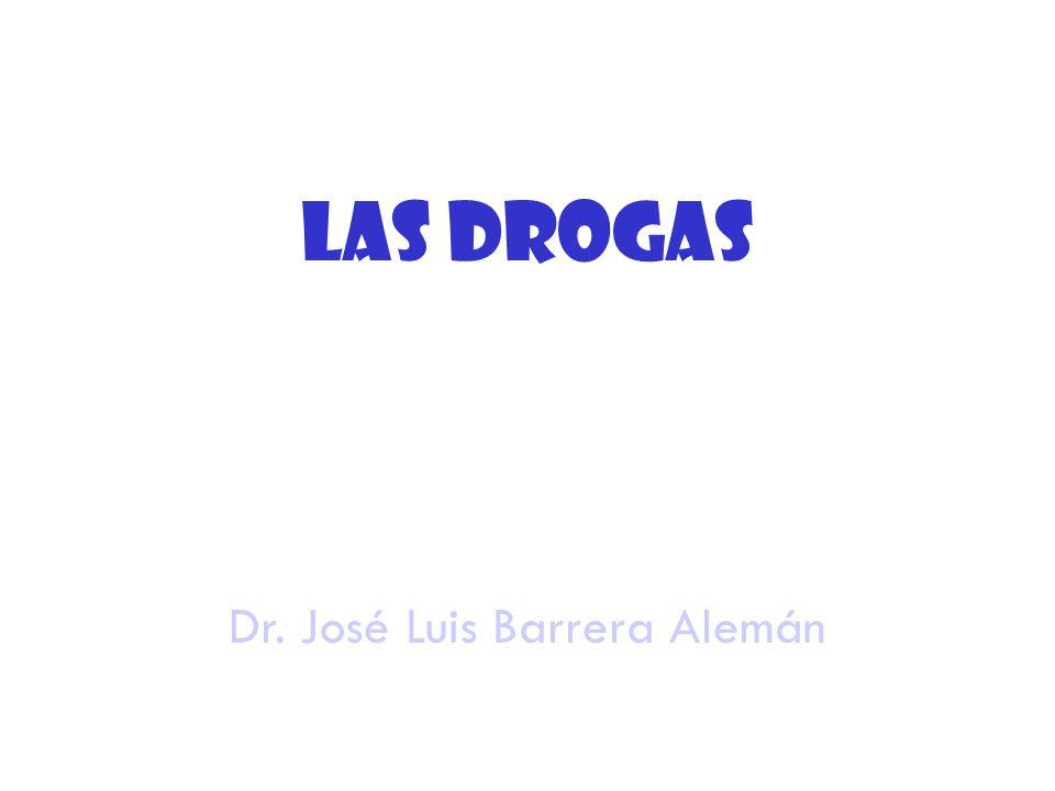 Dr. José Luis Barrera Alemán
