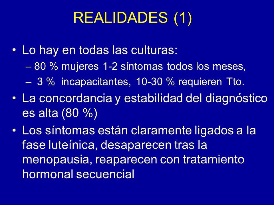 REALIDADES (1) Lo hay en todas las culturas: