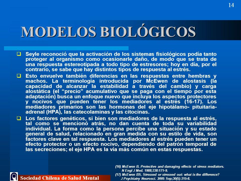 MODELOS BIOLÓGICOS