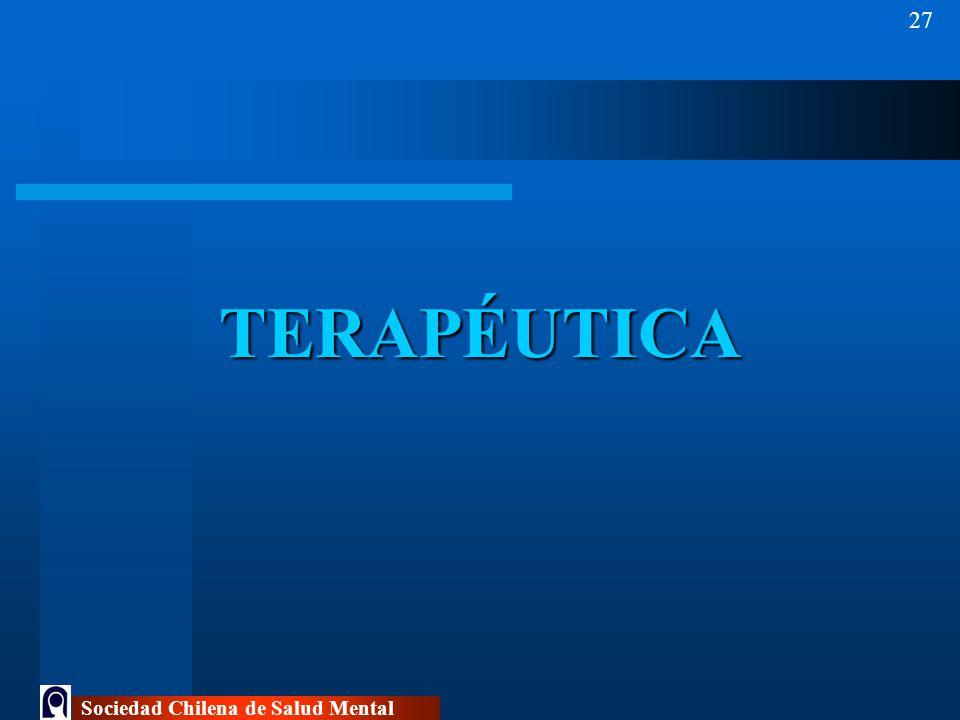 TERAPÉUTICA