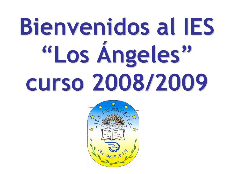 Bienvenidos al IES Los Ángeles curso 2008/2009