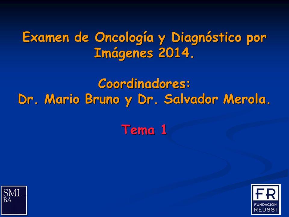 1) ¿Cómo se hace el diagnóstico precoz de cáncer de colon