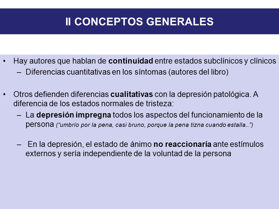 II CONCEPTOS GENERALES