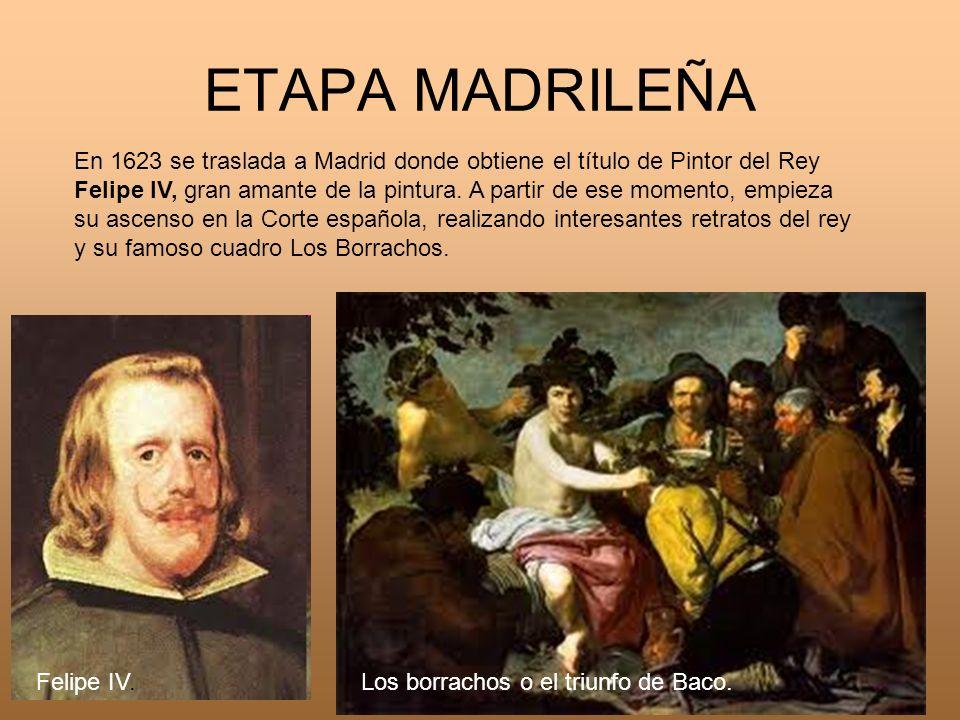ETAPA MADRILEÑA
