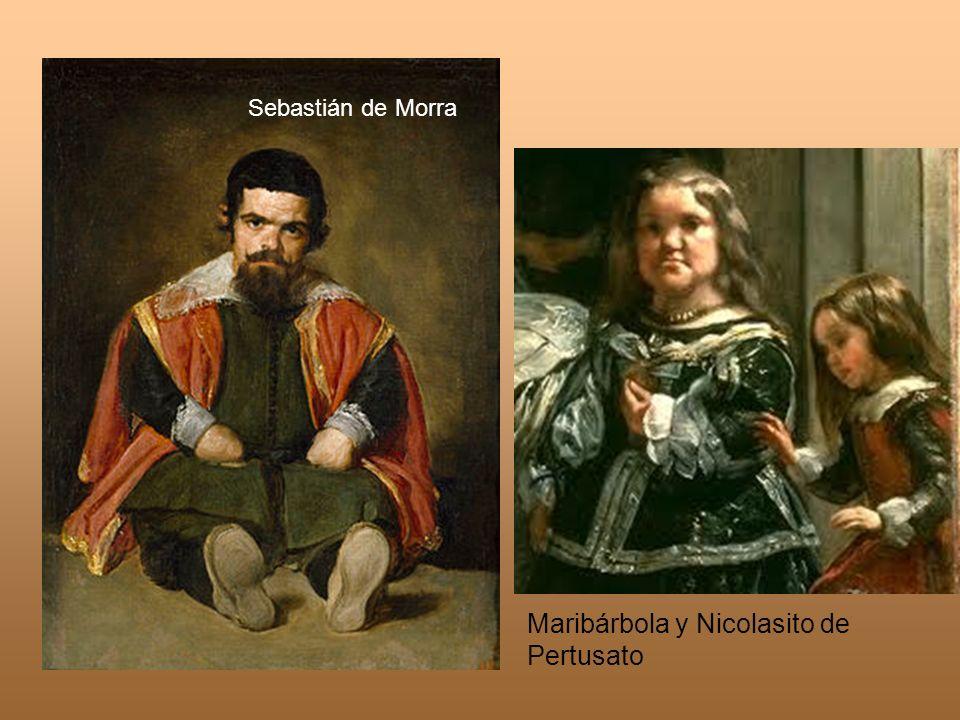 Maribárbola y Nicolasito de Pertusato
