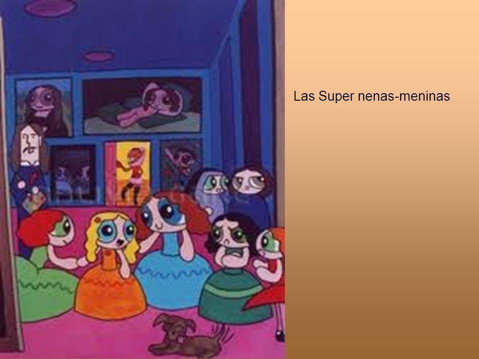 Las Super nenas-meninas
