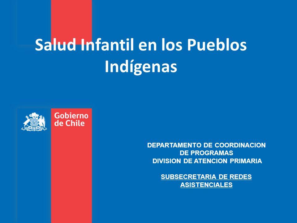 Salud Infantil en los Pueblos Indígenas