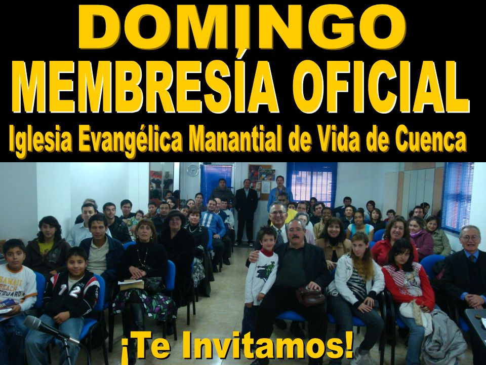 Iglesia Evangélica Manantial de Vida de Cuenca