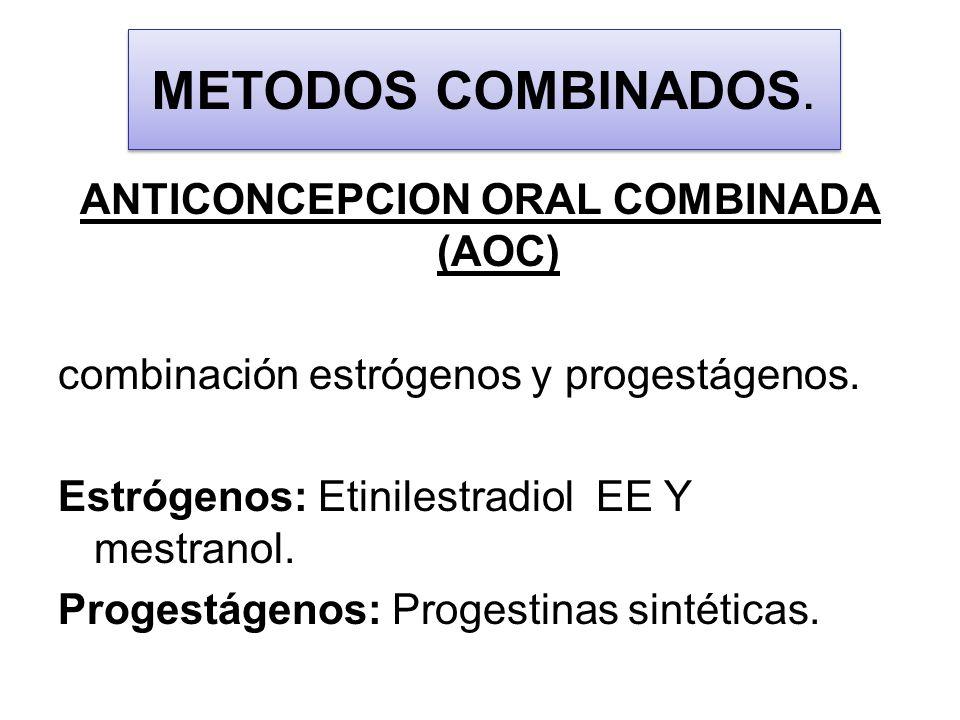 METODOS COMBINADOS.