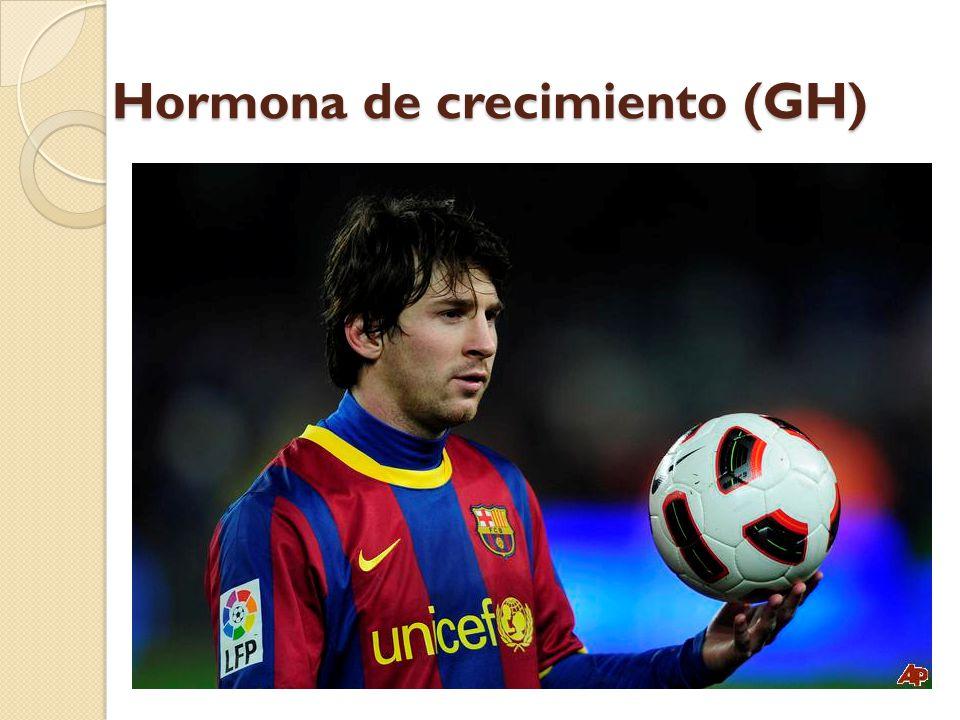 Hormona de crecimiento (GH)
