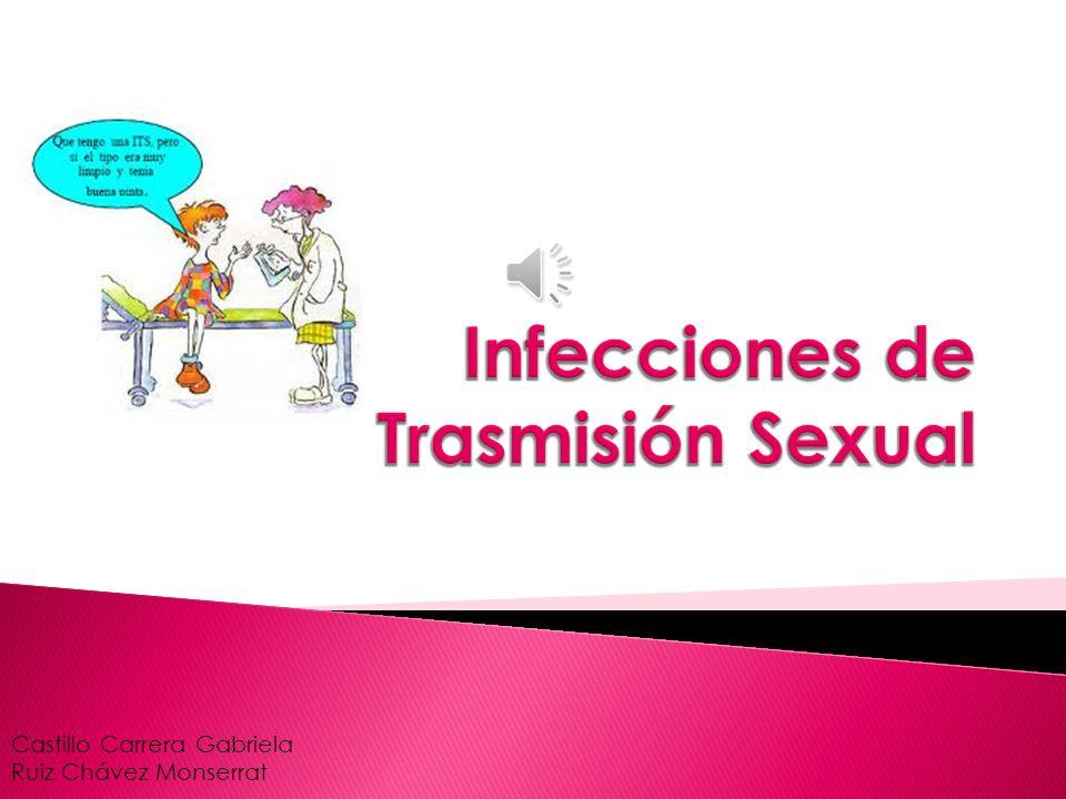 Infecciones de Trasmisión Sexual