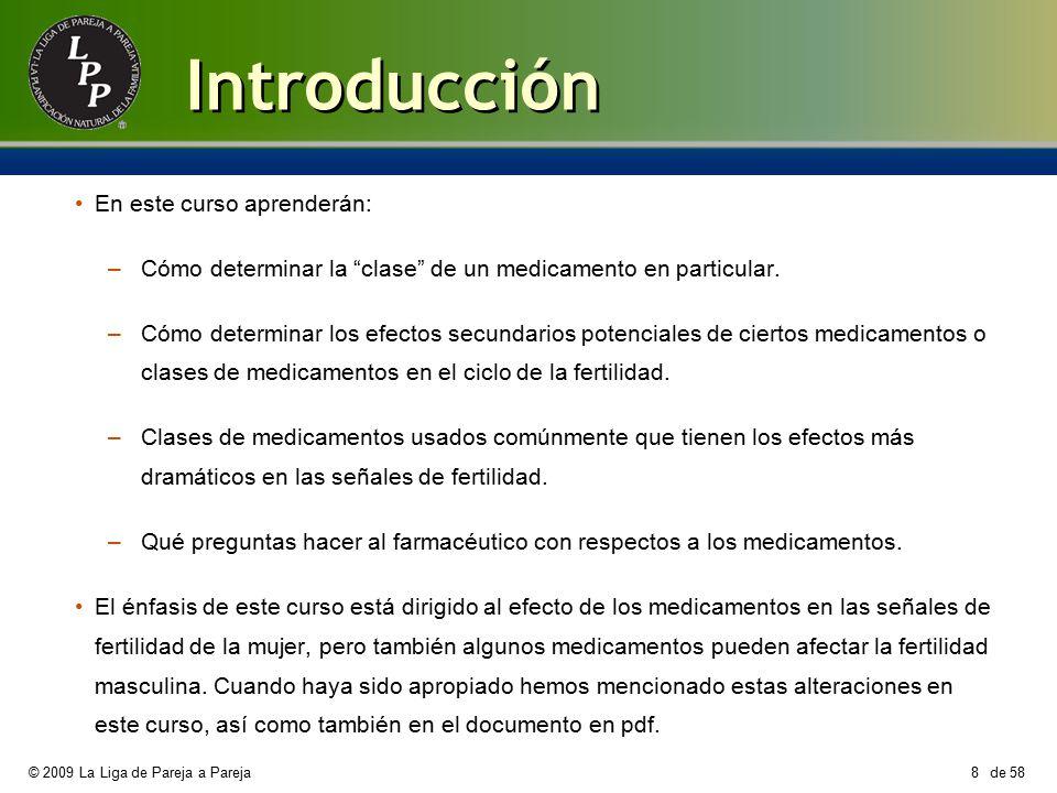 Introducción En este curso aprenderán: