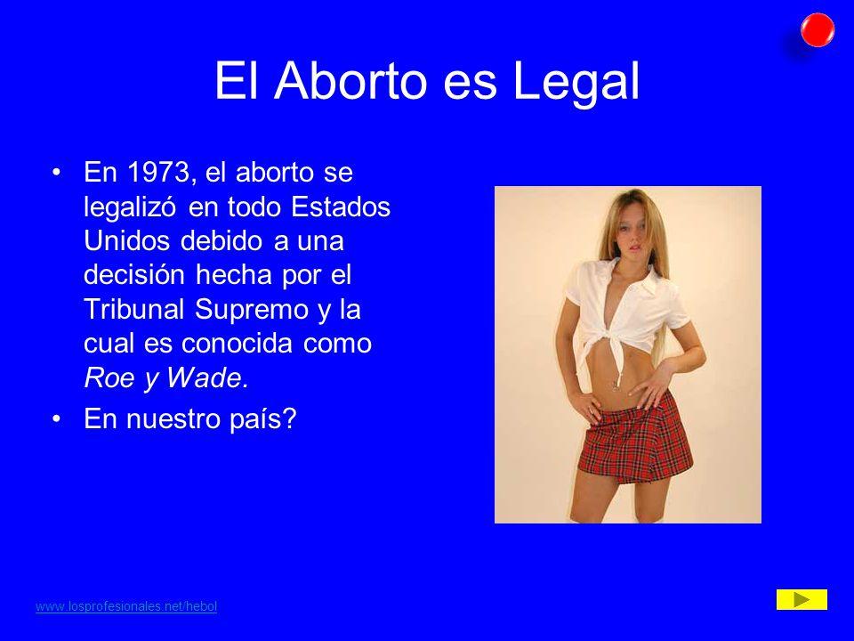 El Aborto es Legal