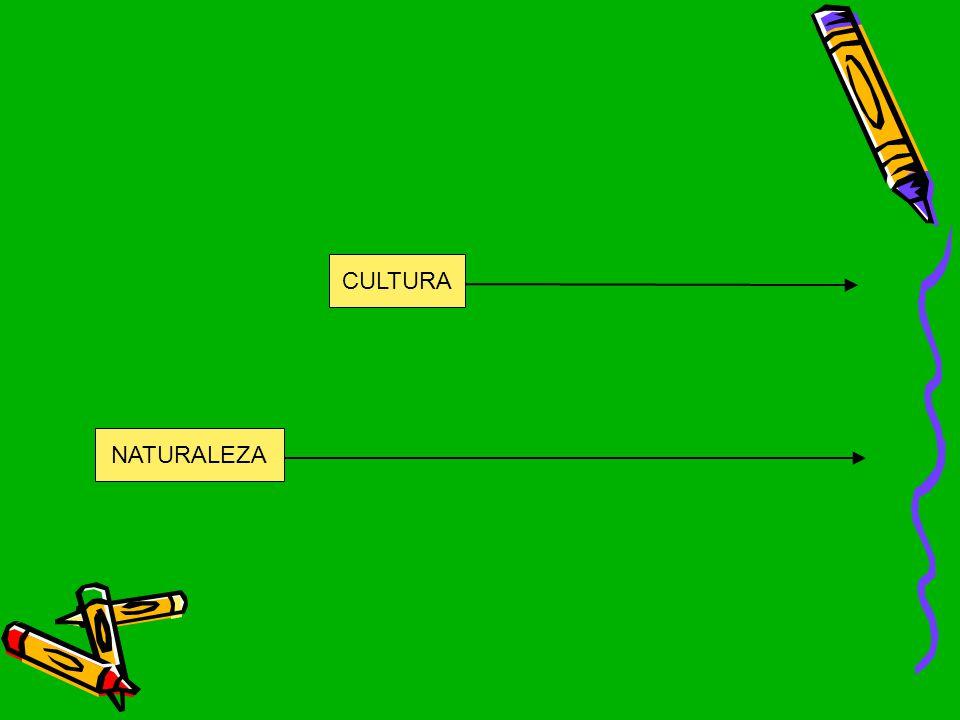 CULTURA NATURALEZA