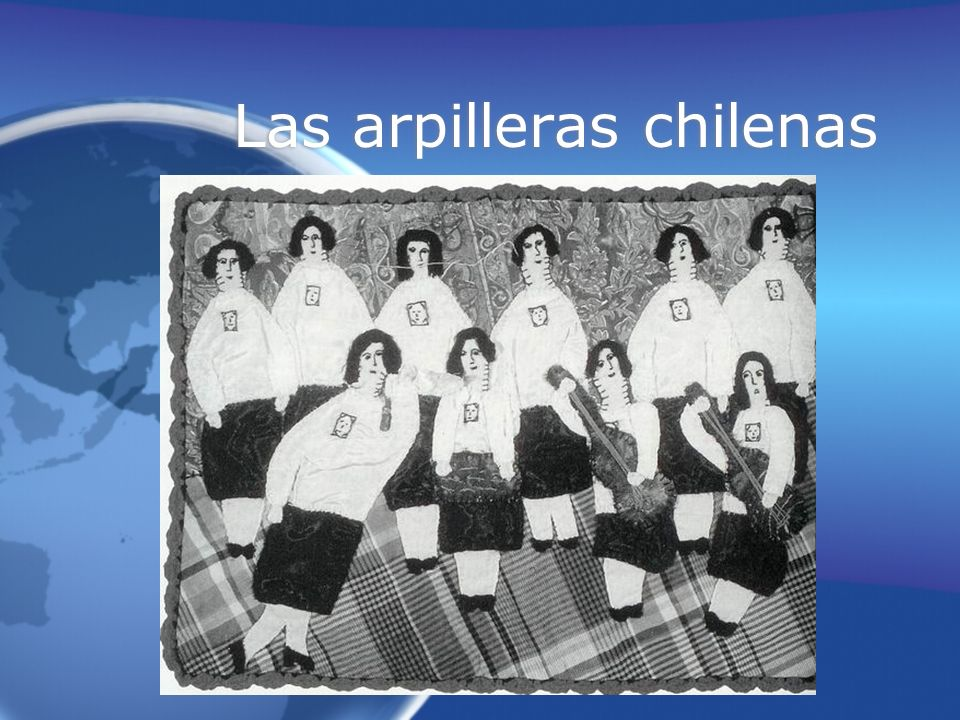 Las arpilleras chilenas