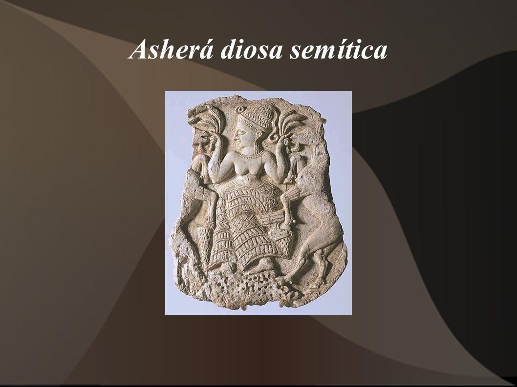 Asherá diosa semítica