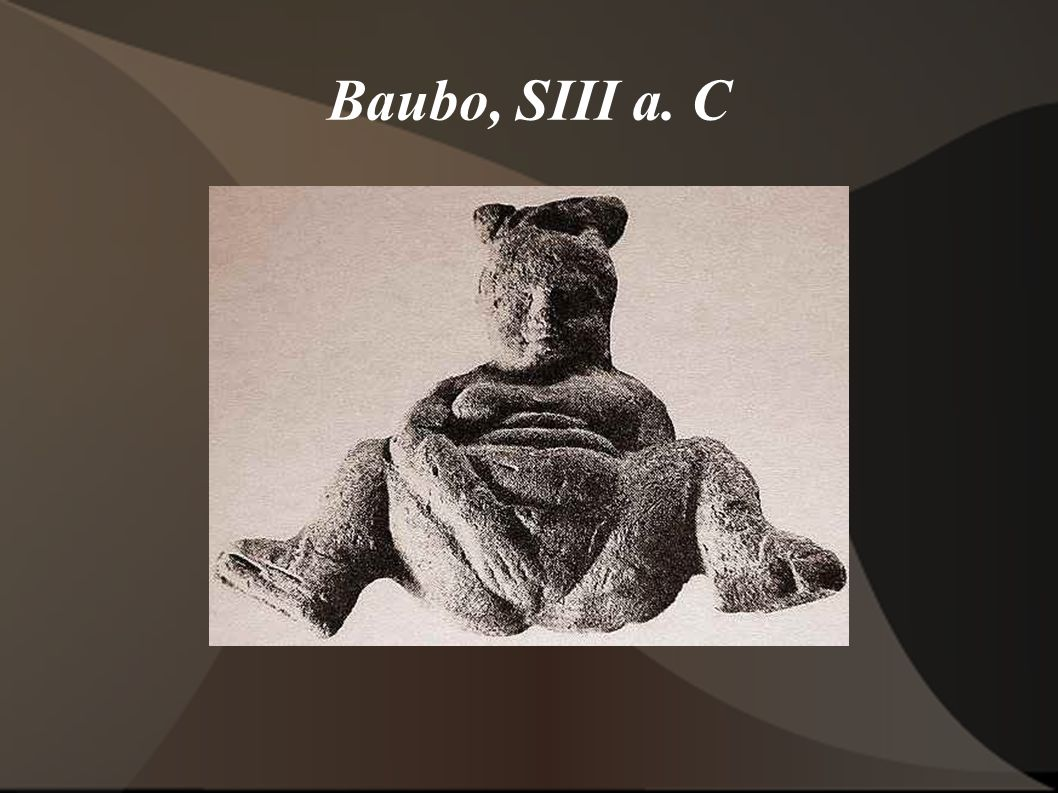 Baubo, SIII a. C