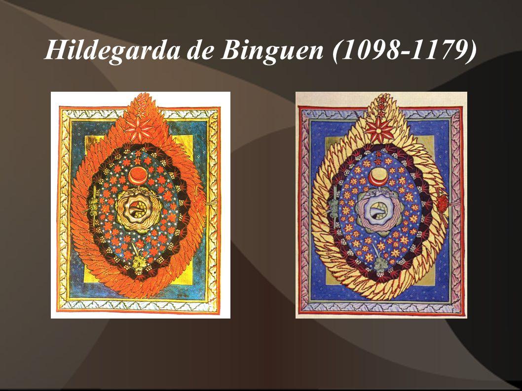 Hildegarda de Binguen (1098-1179)