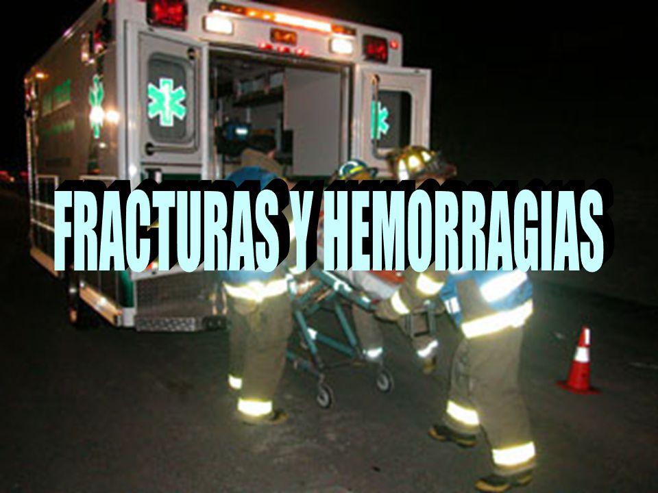 FRACTURAS Y HEMORRAGIAS