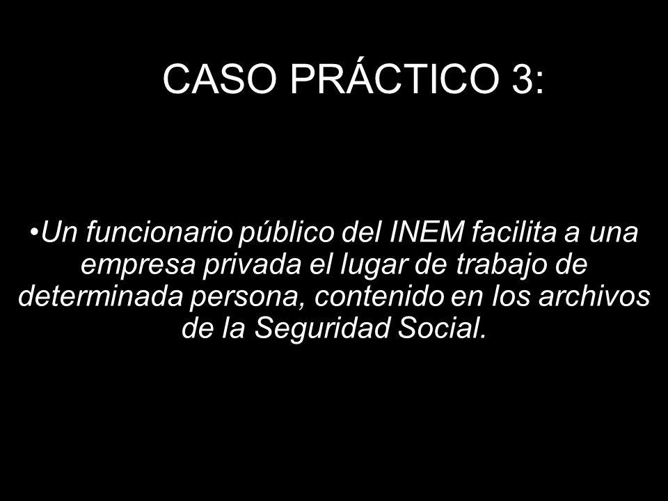 CASO PRÁCTICO 3:
