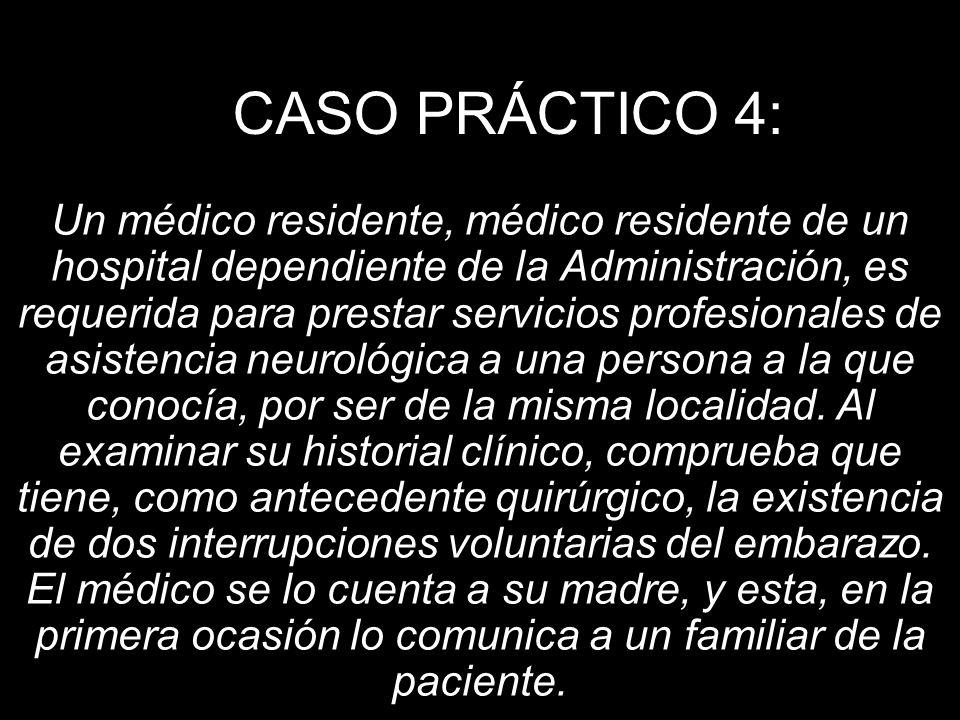 CASO PRÁCTICO 4: