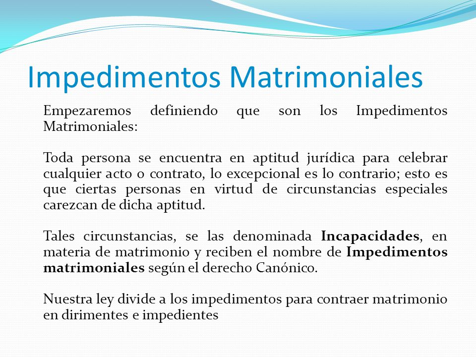 Matrimonio Romano Impedimentos : Derecho y gobernabilidad ppt video online descargar