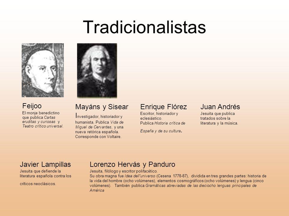 Tradicionalistas Feijoo Mayáns y Sisear