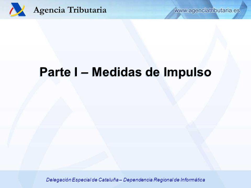 Parte I – Medidas de Impulso