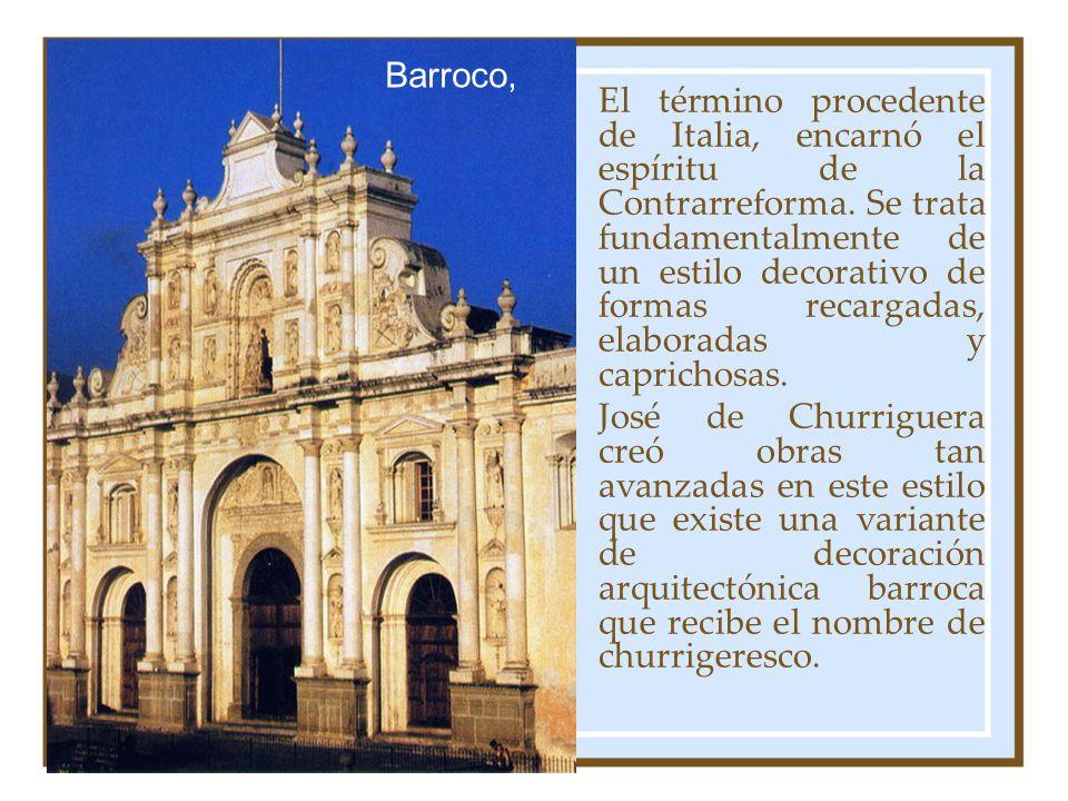 Barroco,