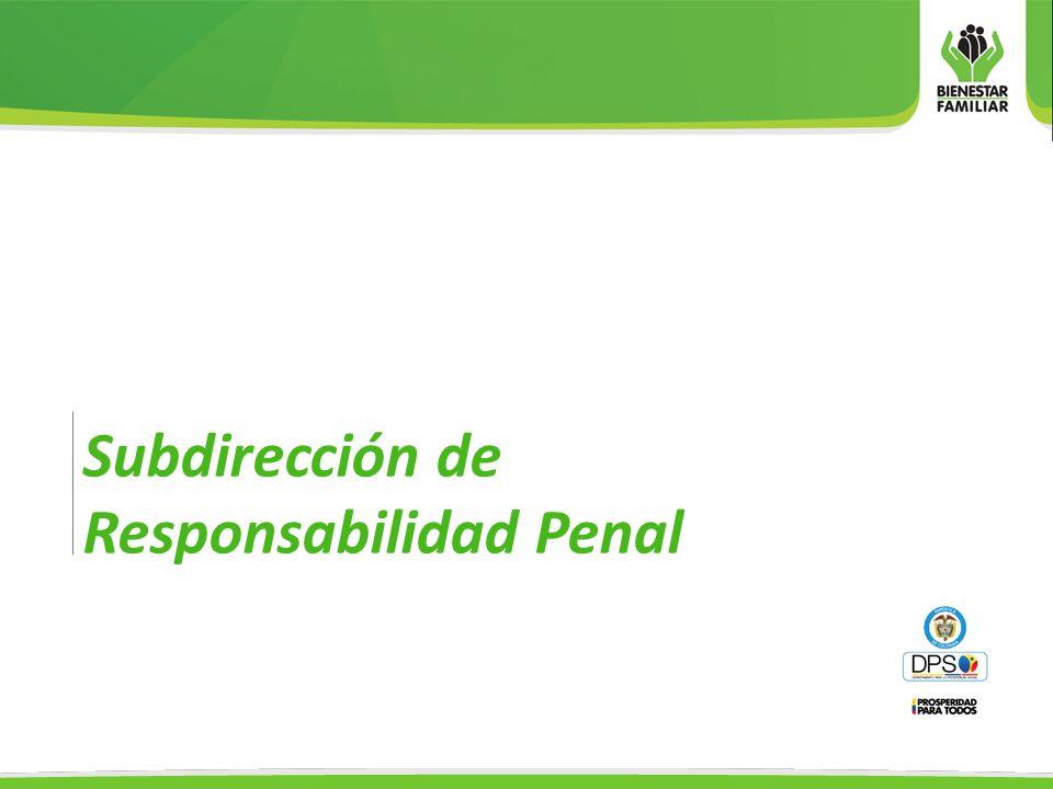 Subdirección de Responsabilidad Penal