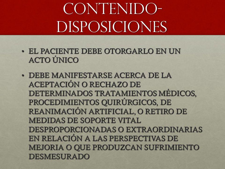 CONTENIDO-DISPOSICIONES