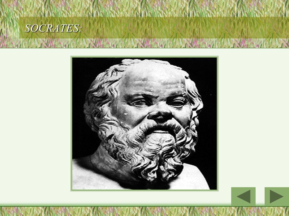 SOCRATES:
