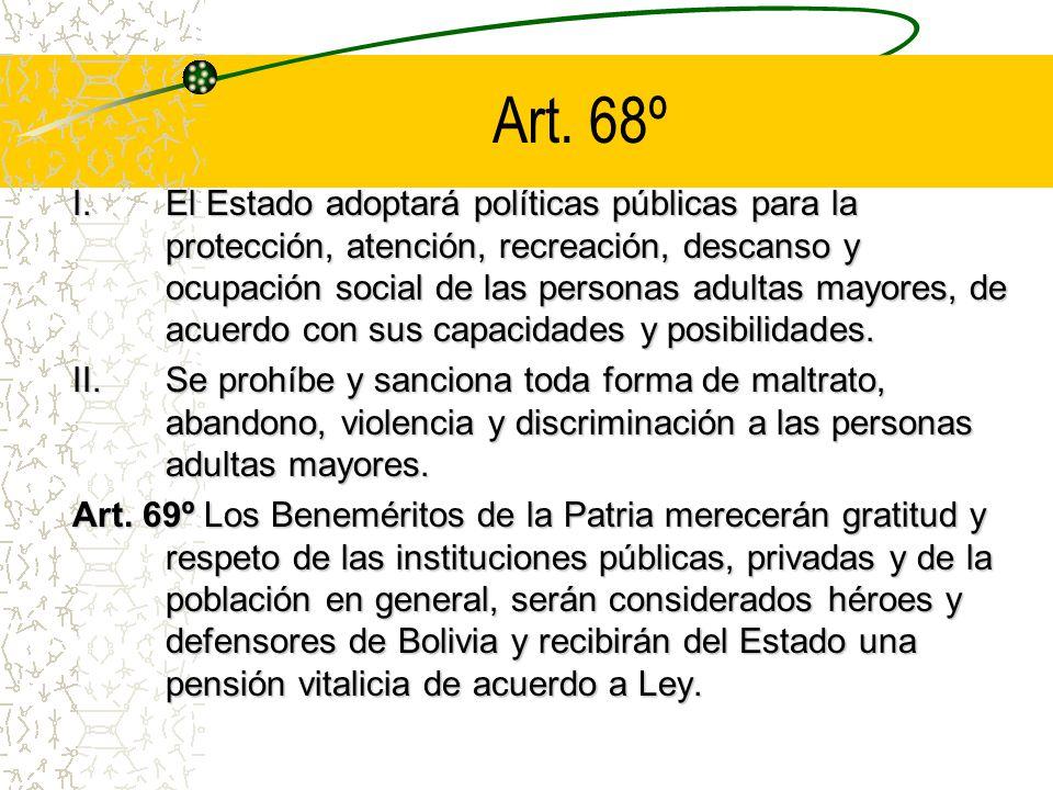 Art. 68º