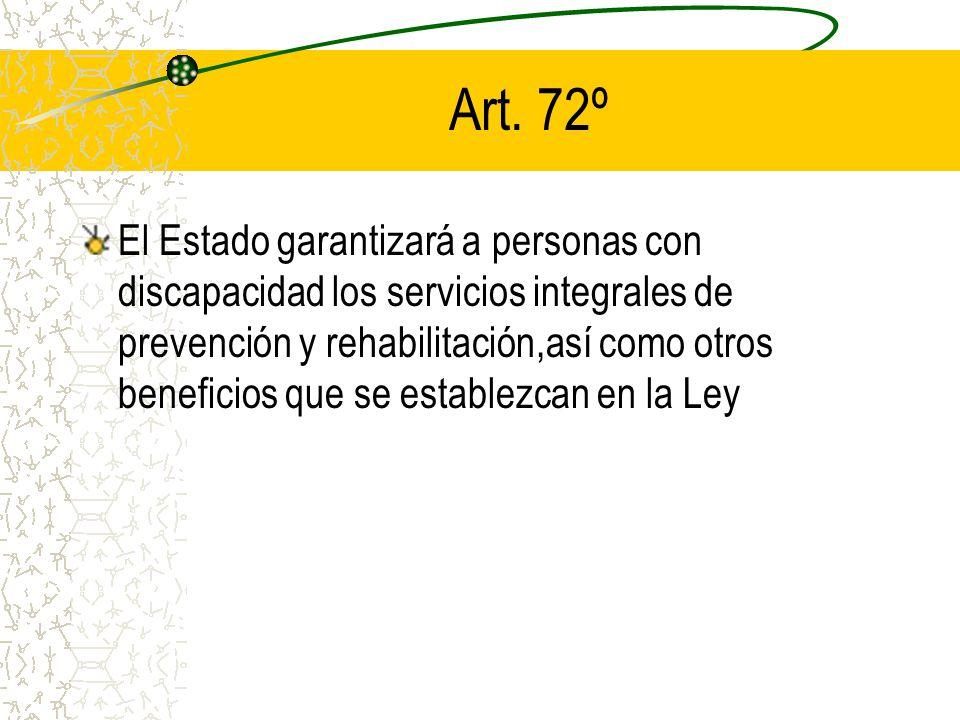 Art. 72º