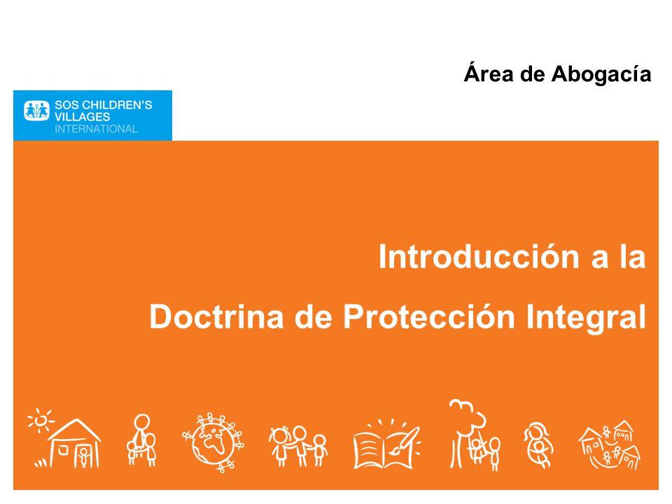 Doctrina de Protección Integral