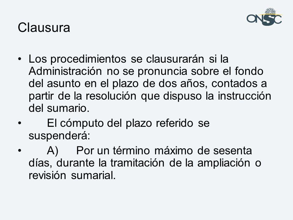 Clausura